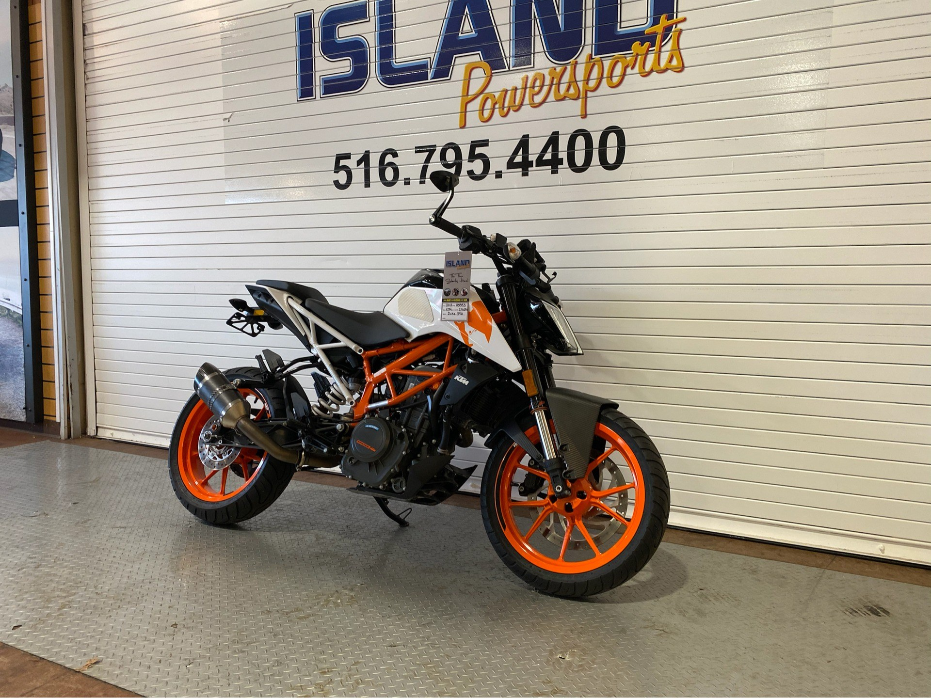 2018 KTM 390 Duke in Massapequa, New York - Photo 12