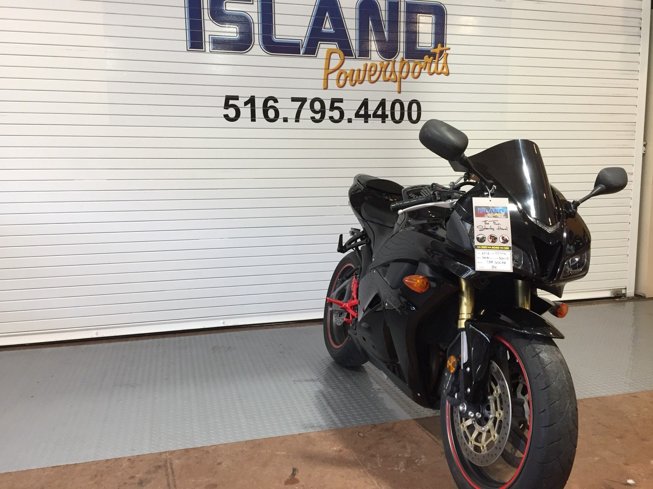2012 Honda CBR®600RR in Massapequa, New York - Photo 3