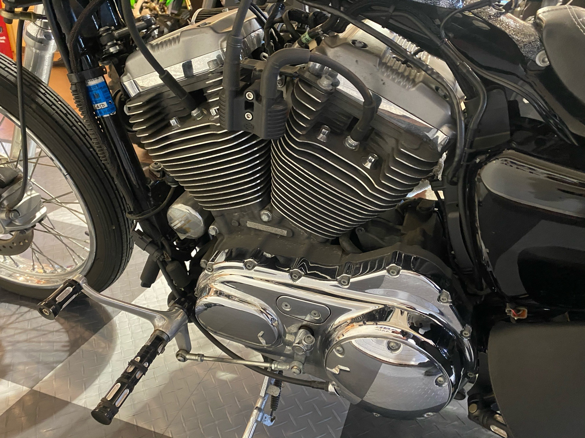 2014 Harley-Davidson Sportster® Seventy-Two® in Massapequa, New York - Photo 10