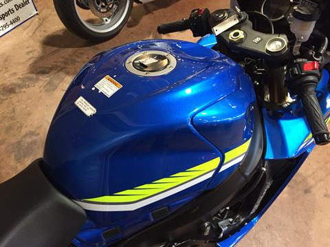 2017 Suzuki GSX-R750 in Massapequa, New York