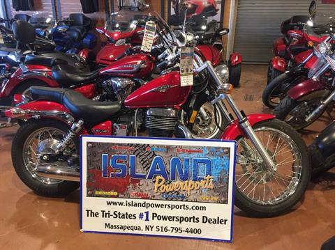 2015 Suzuki Boulevard S40 in Massapequa, New York