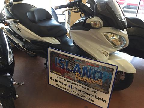 2013 Suzuki Burgman™ 650 ABS in Massapequa, New York