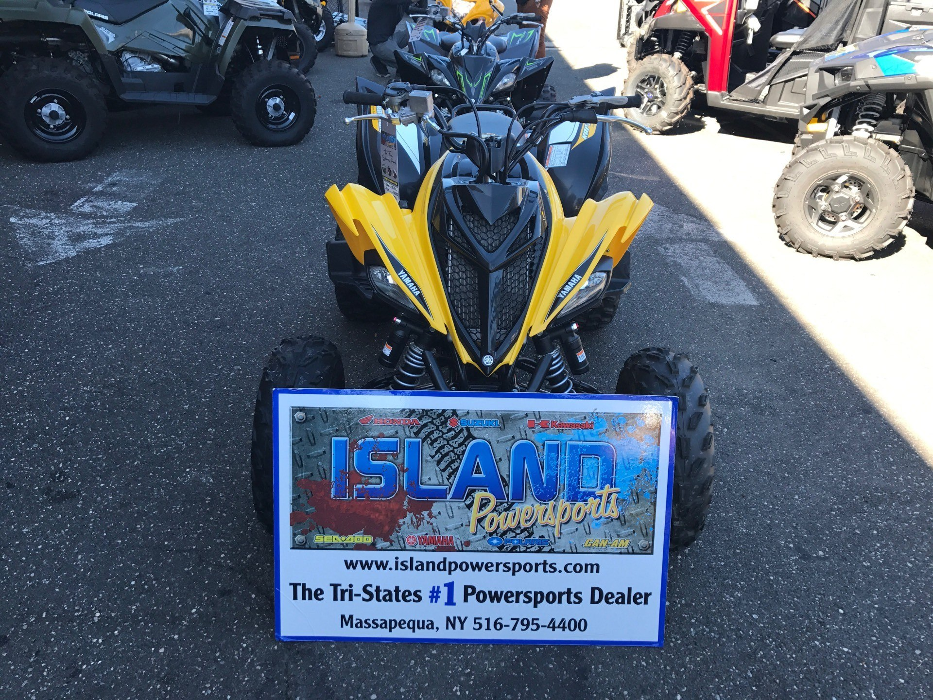 2016 Yamaha Raptor 700R SE for sale 79391