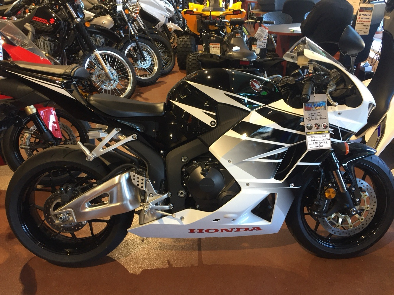 2016 Honda CBR600RR ABS 3