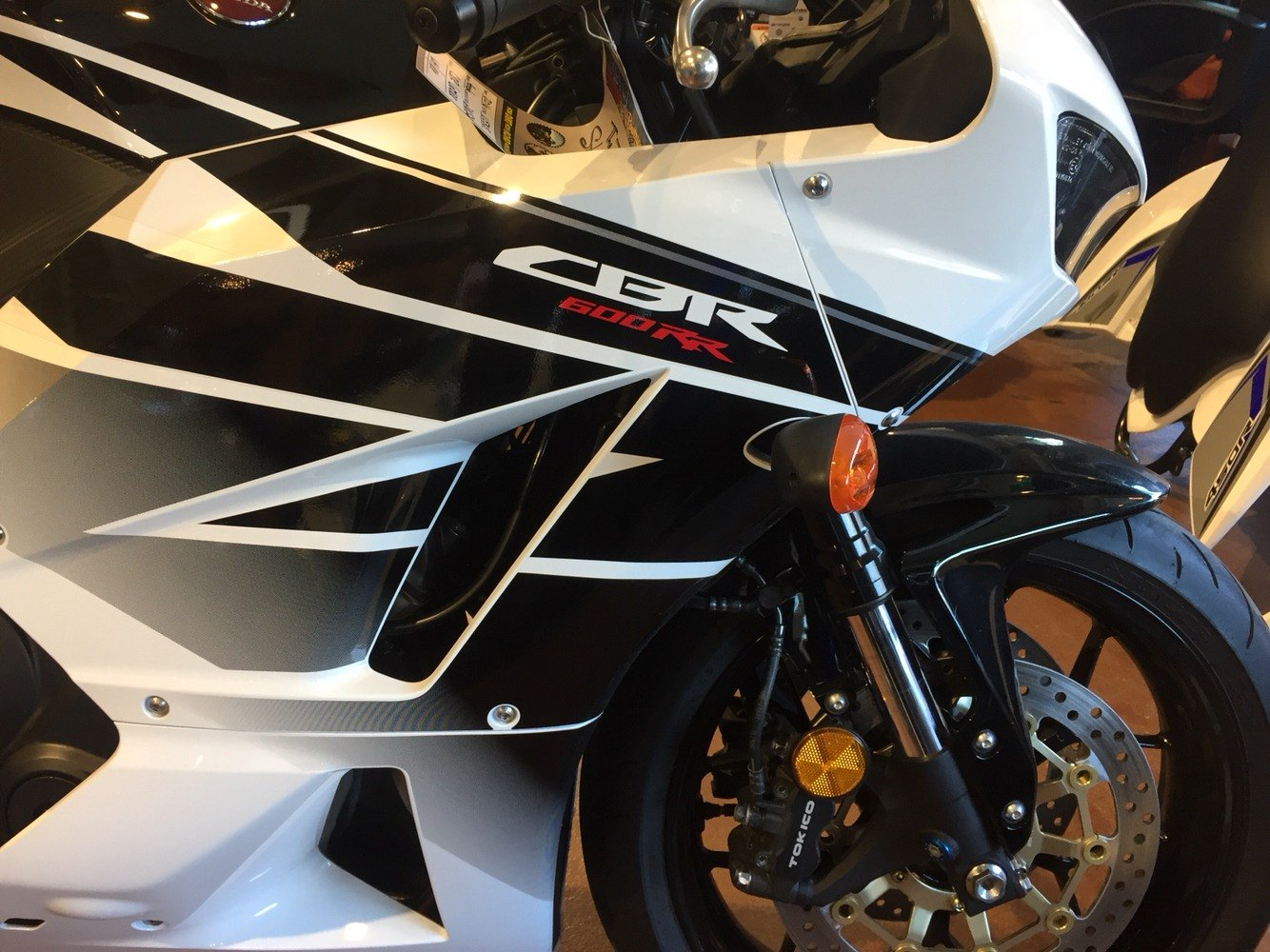 2016 Honda CBR600RR ABS 4