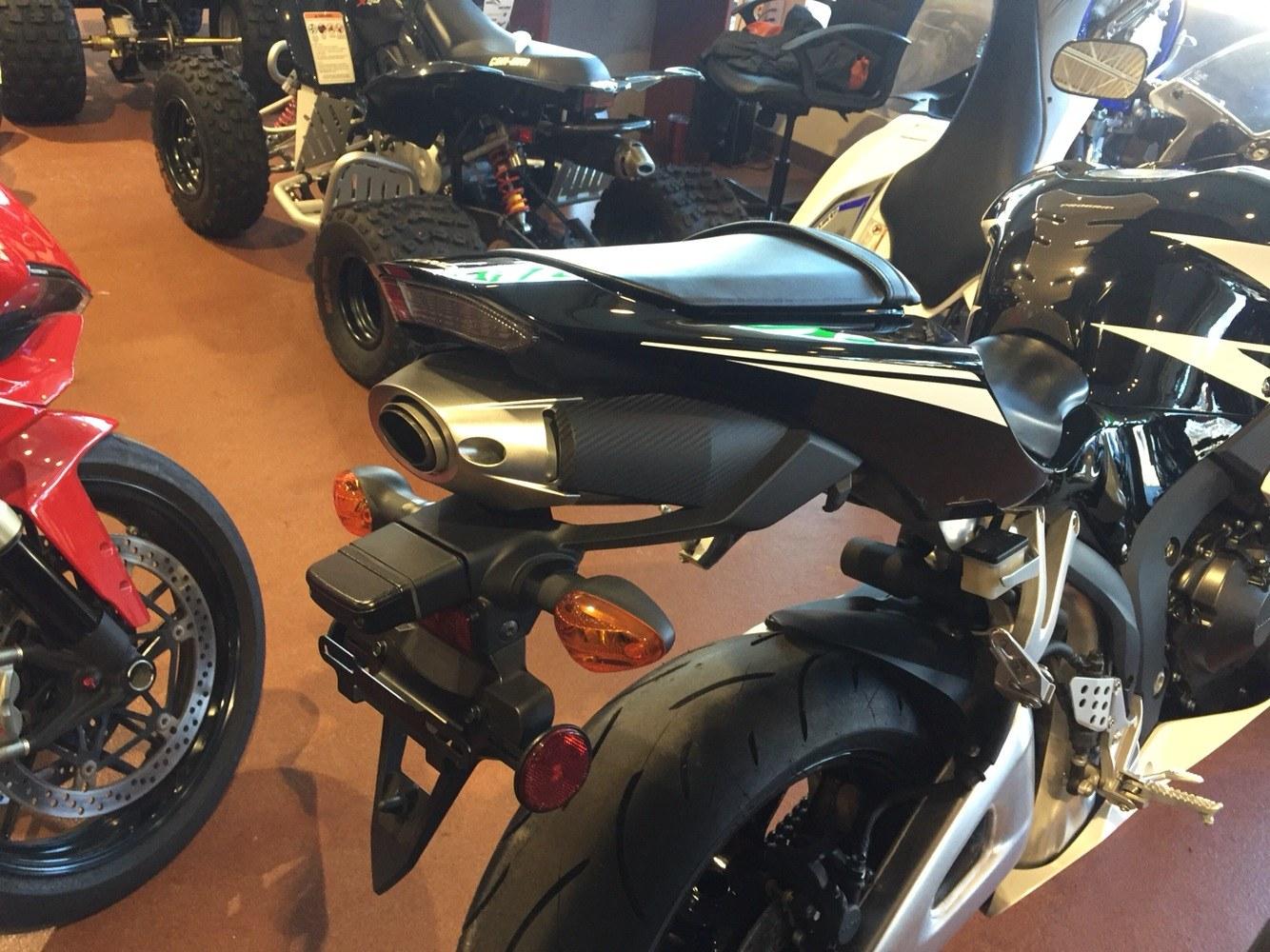 2016 Honda CBR600RR ABS 8