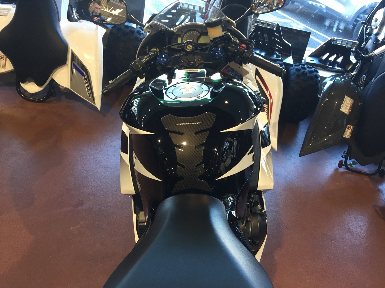 2016 Honda CBR600RR ABS 9