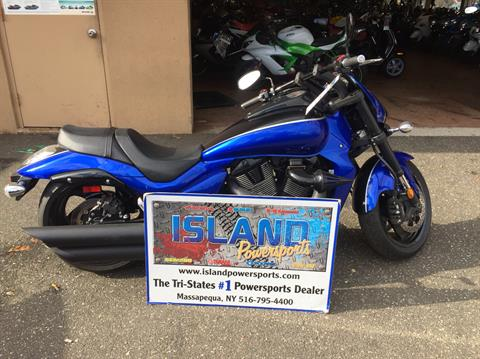 2016 Suzuki Boulevard M109R B.O.S.S. in Massapequa, New York