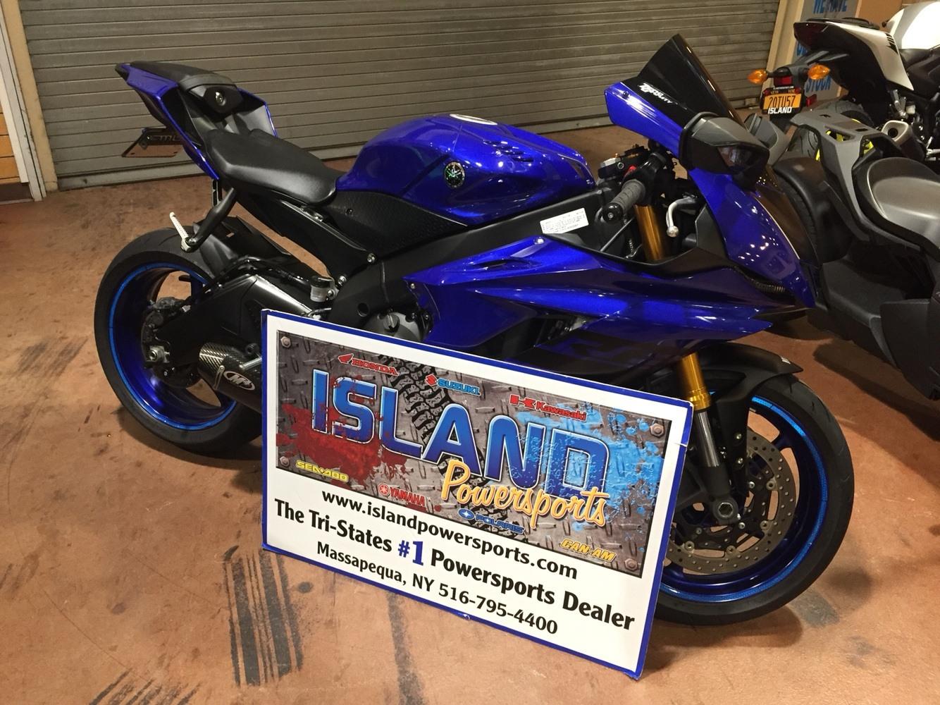 2018 Yamaha R6 for sale 6610