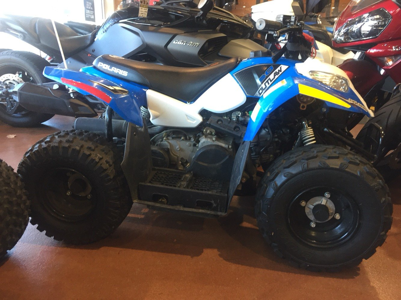 2014 Polaris Outlaw 50 for sale 2218