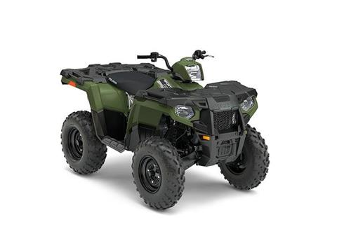 2017 Polaris Sportsman 570 EPS in Massapequa, New York
