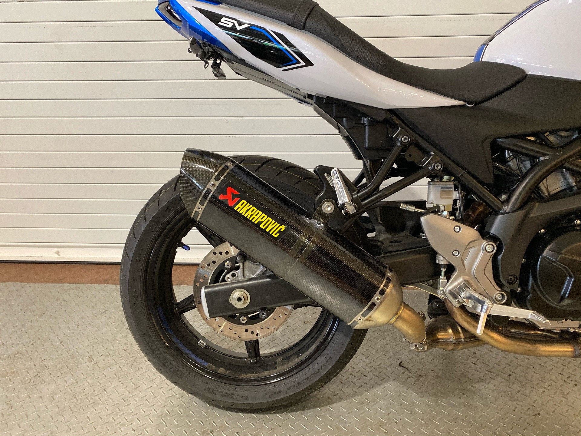 2018 Suzuki SV650 in Massapequa, New York - Photo 5