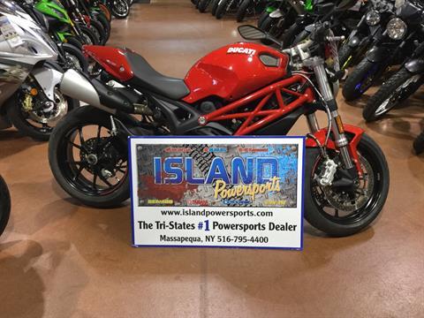 2014 Ducati Monster 796 in Massapequa, New York