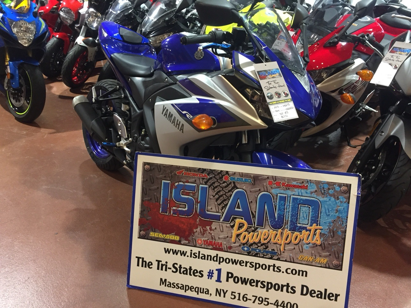 2015 Yamaha YZF-R3 for sale 2067