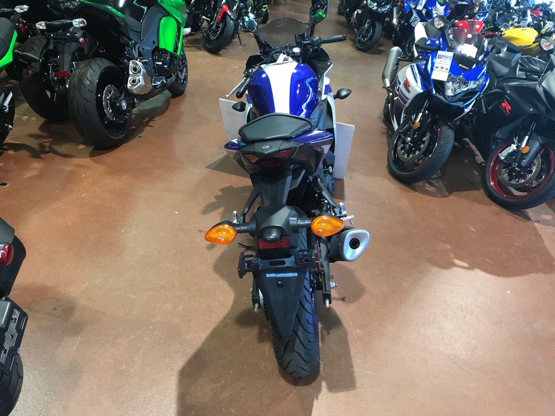 2015 Yamaha YZF-R3 3