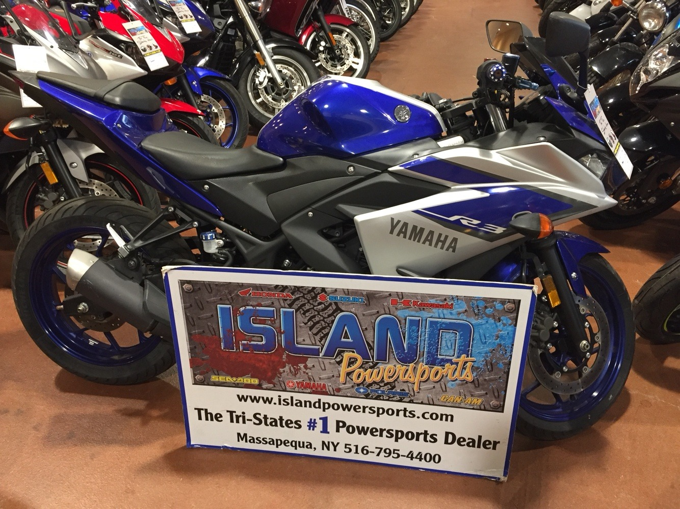 2015 Yamaha YZF-R3 for sale 56265