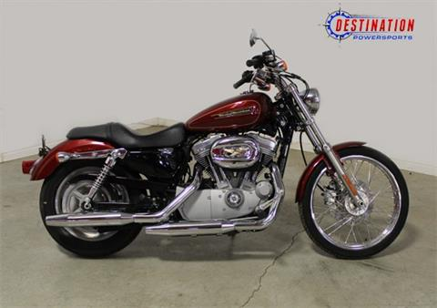 2009 Harley-Davidson Sportster® 883 Custom in Clinton, South Carolina - Photo 1