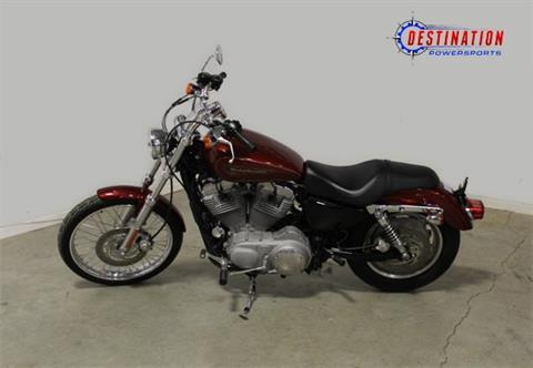 2009 Harley-Davidson Sportster® 883 Custom in Clinton, South Carolina - Photo 2