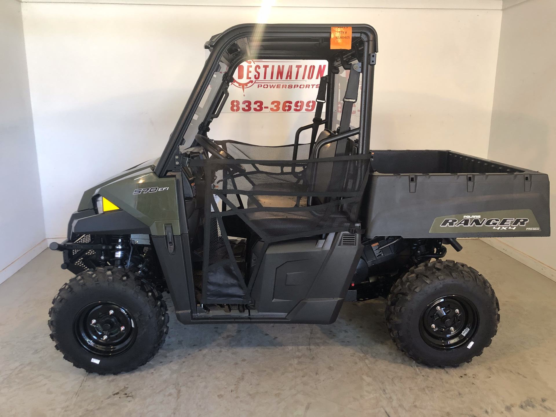 2020 Polaris Ranger 570 in Clinton, South Carolina - Photo 3
