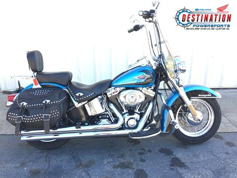2011 Harley-Davidson Heritage Softail® Classic in Clinton, South Carolina - Photo 2