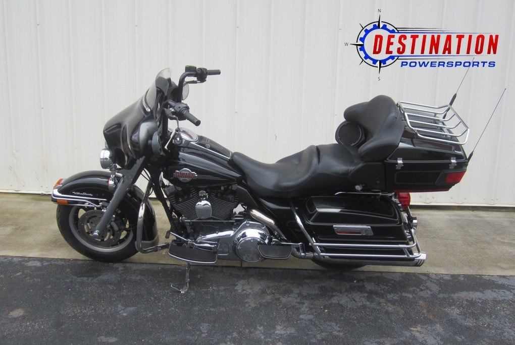 2007 Harley-Davidson Ultra Classic® Electra Glide® in Clinton, South Carolina - Photo 1