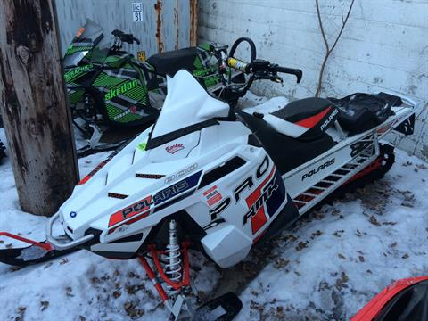 2014 Polaris 800 PRO-RMK® 155 in Fridley, Minnesota