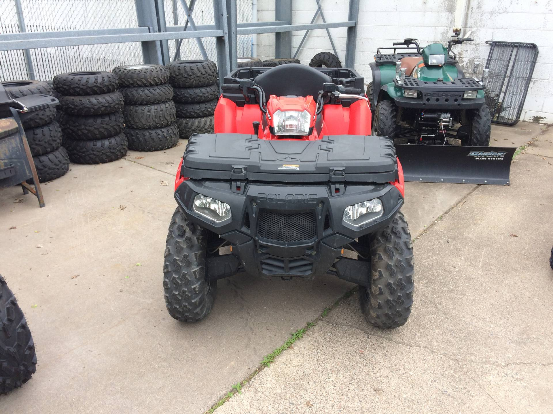 2012 Polaris Sportsman® X2 550 in Fridley, Minnesota