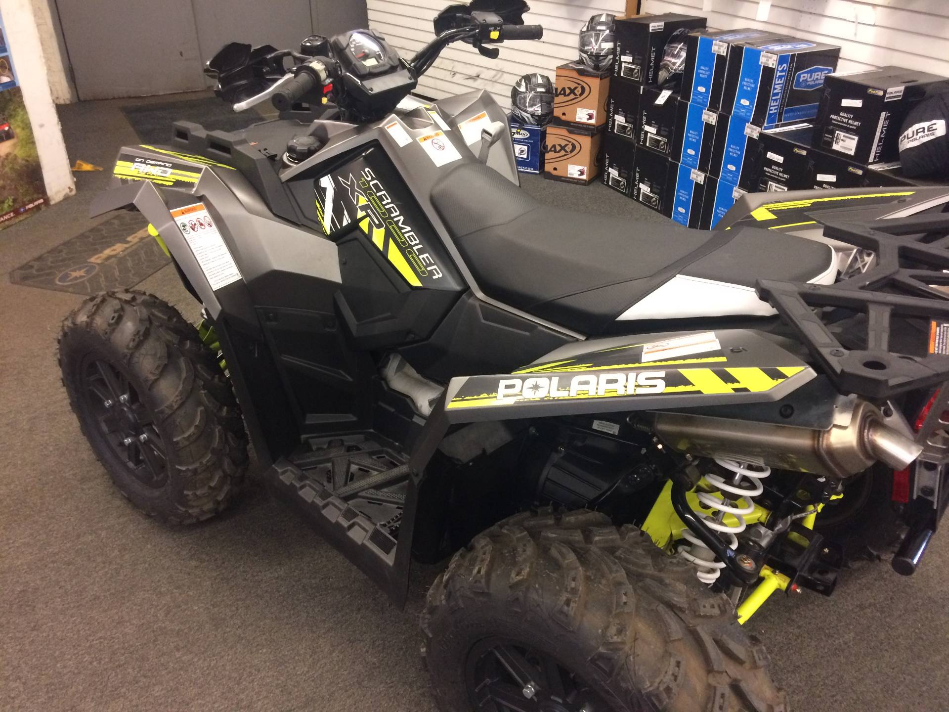 2016 Polaris Scrambler XP 1000 in Fridley, Minnesota