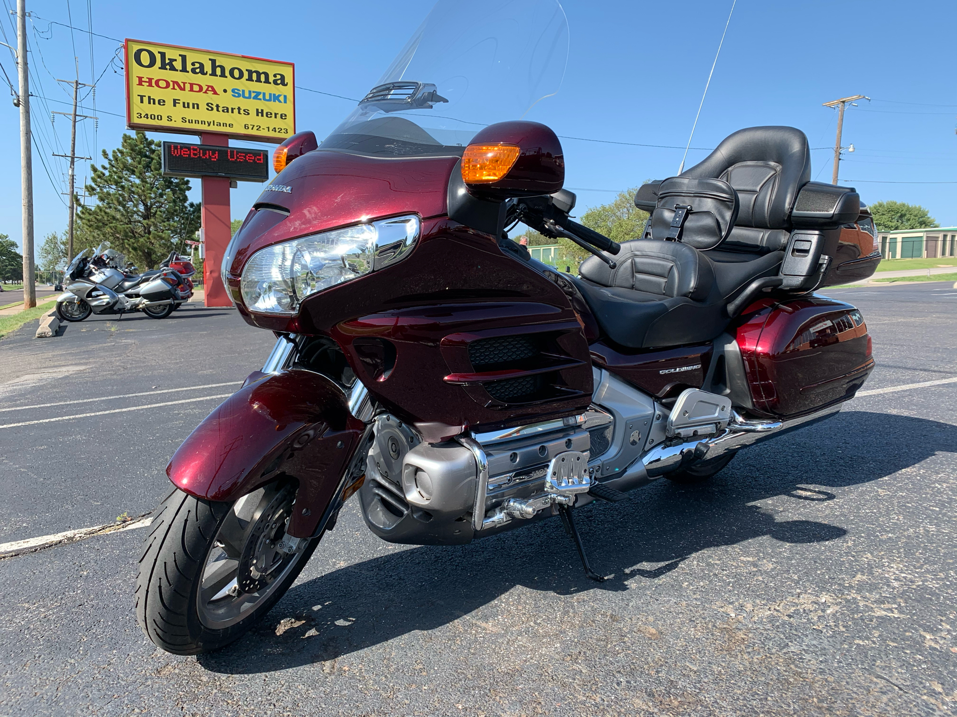 2006 Honda Gold Wing® Premium Audio in Del City, Oklahoma - Photo 1
