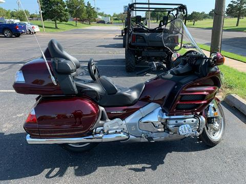 2006 Honda Gold Wing® Premium Audio in Del City, Oklahoma - Photo 4