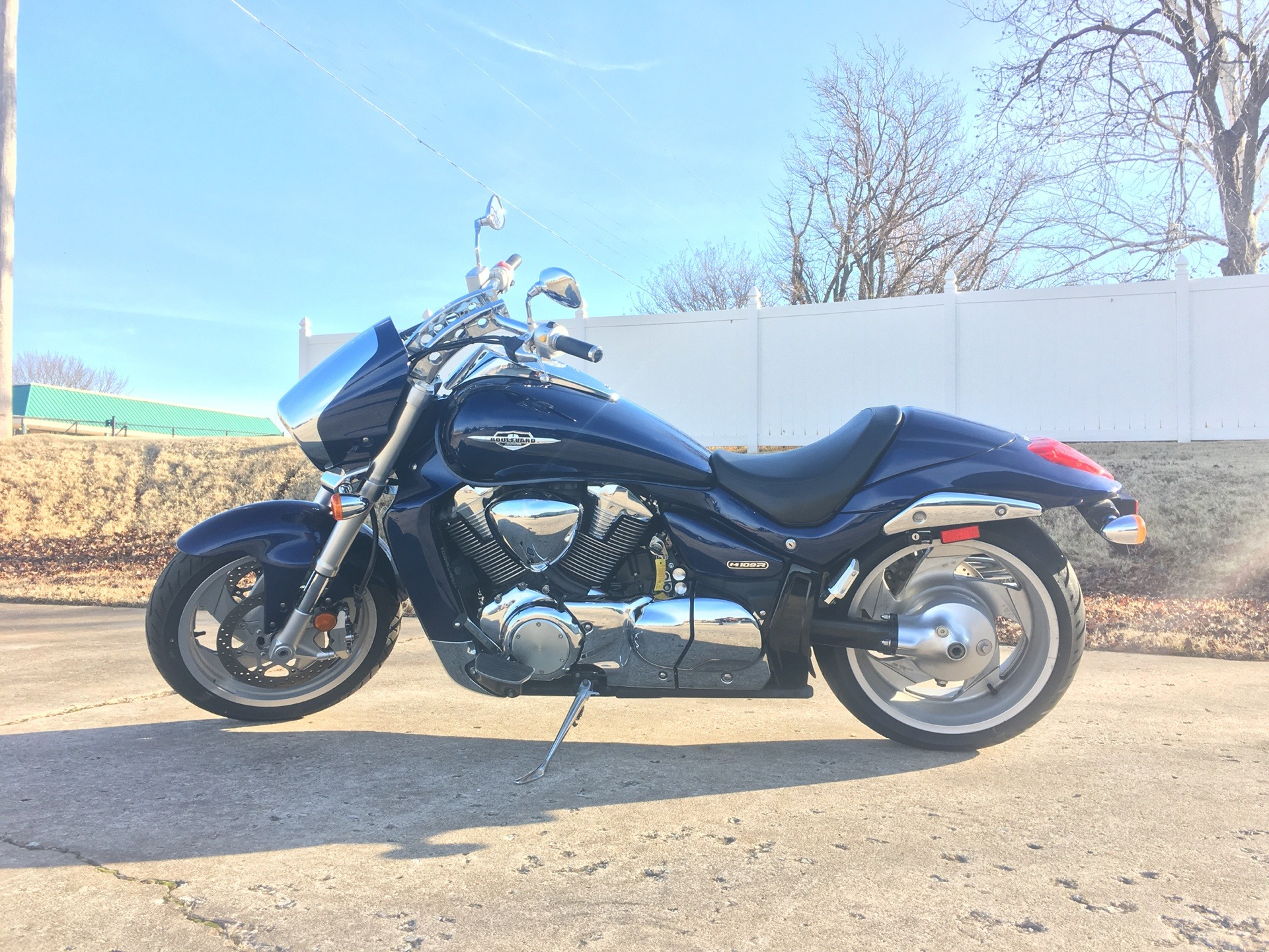 2011 Suzuki Boulevard M109R in Del City, Oklahoma - Photo 2