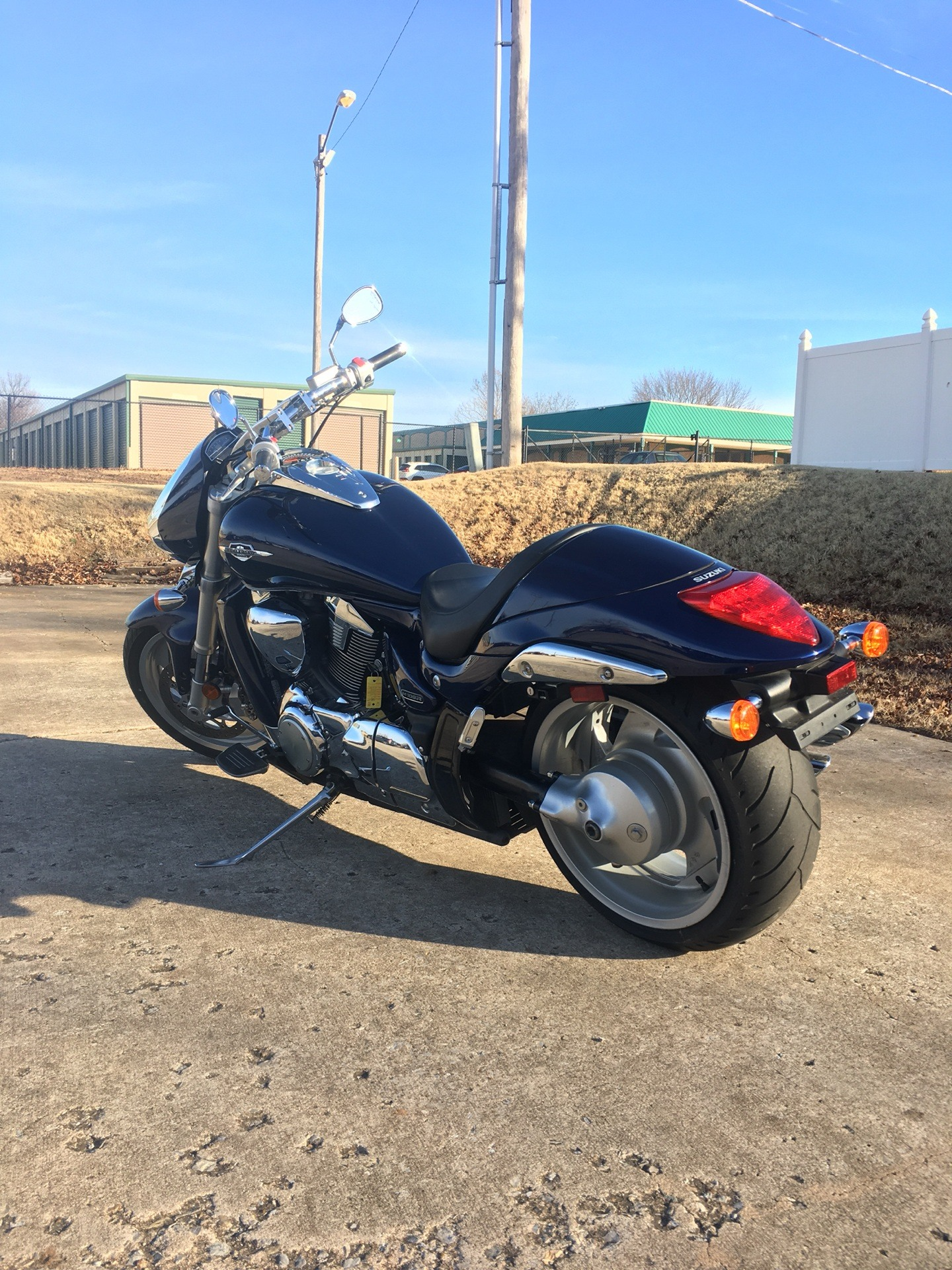 2011 Suzuki Boulevard M109R in Del City, Oklahoma - Photo 3