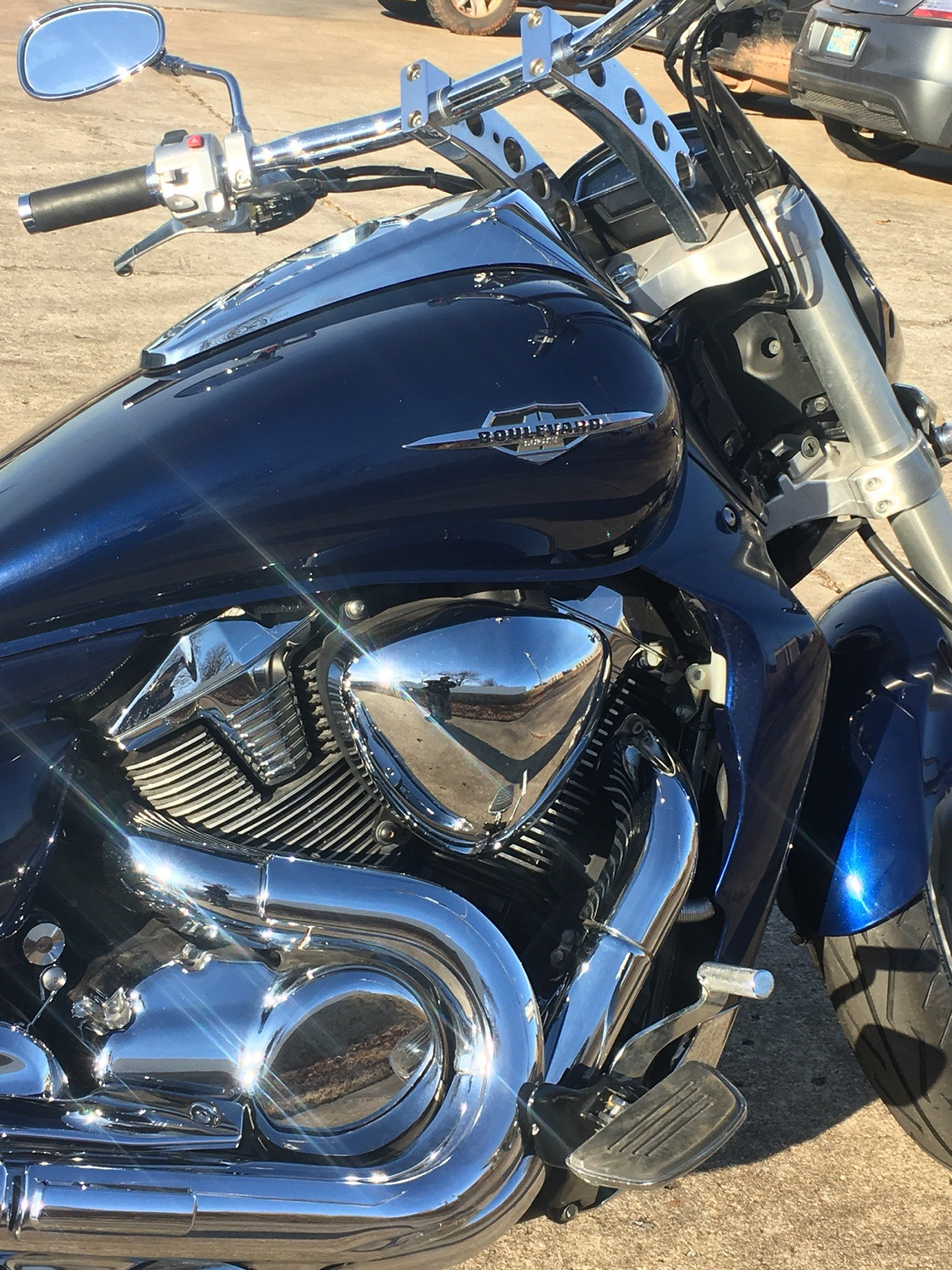 2011 Suzuki Boulevard M109R in Del City, Oklahoma - Photo 7