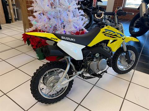 2021 Suzuki DR-Z50 in Del City, Oklahoma - Photo 2