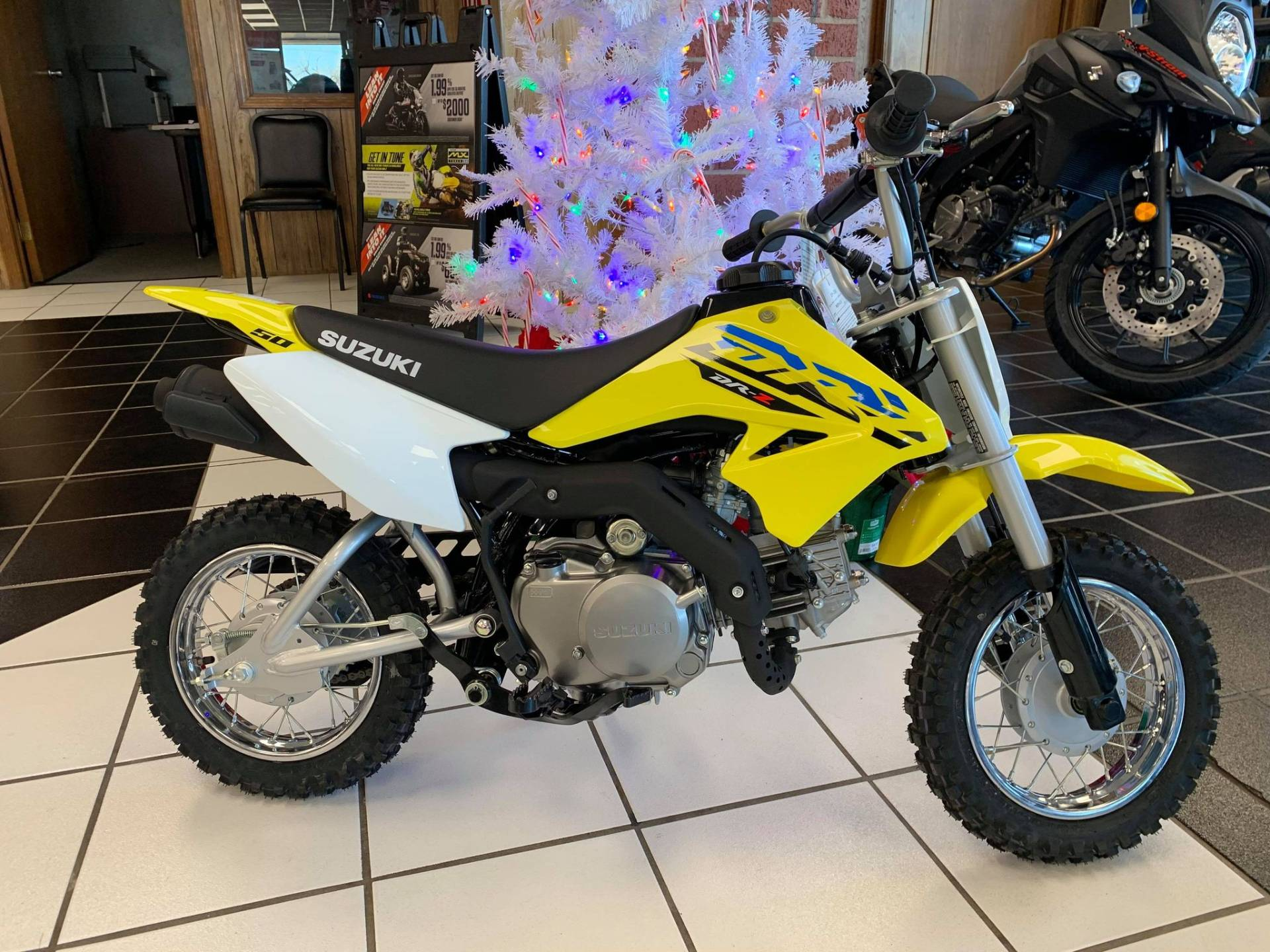 2021 Suzuki DR-Z50 in Del City, Oklahoma - Photo 1
