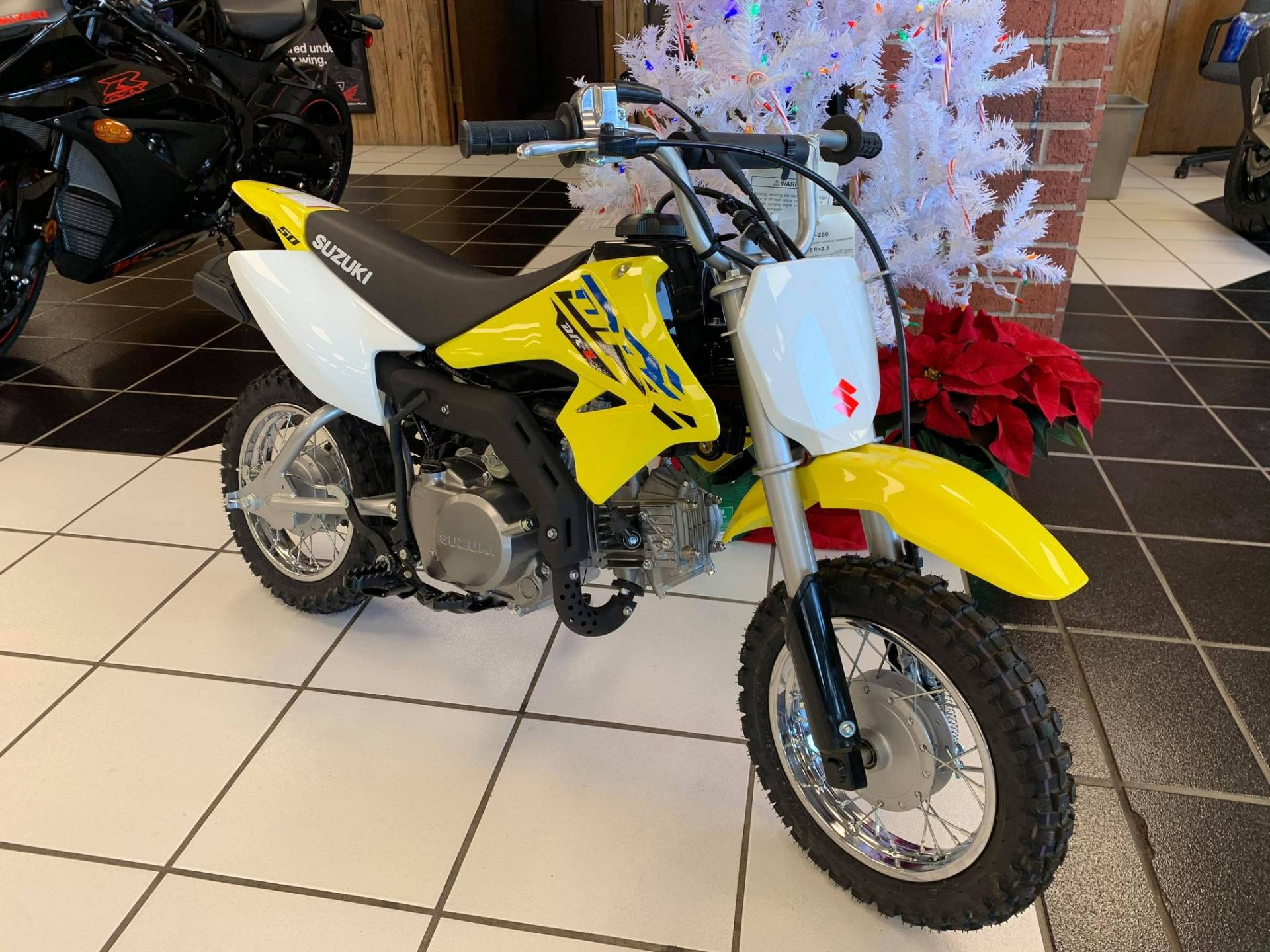2021 Suzuki DR-Z50 in Del City, Oklahoma - Photo 3