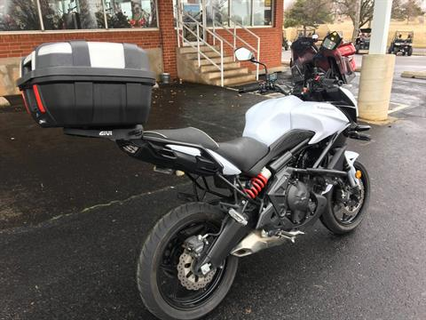 2015 Kawasaki Versys® 650 ABS in Del City, Oklahoma - Photo 2