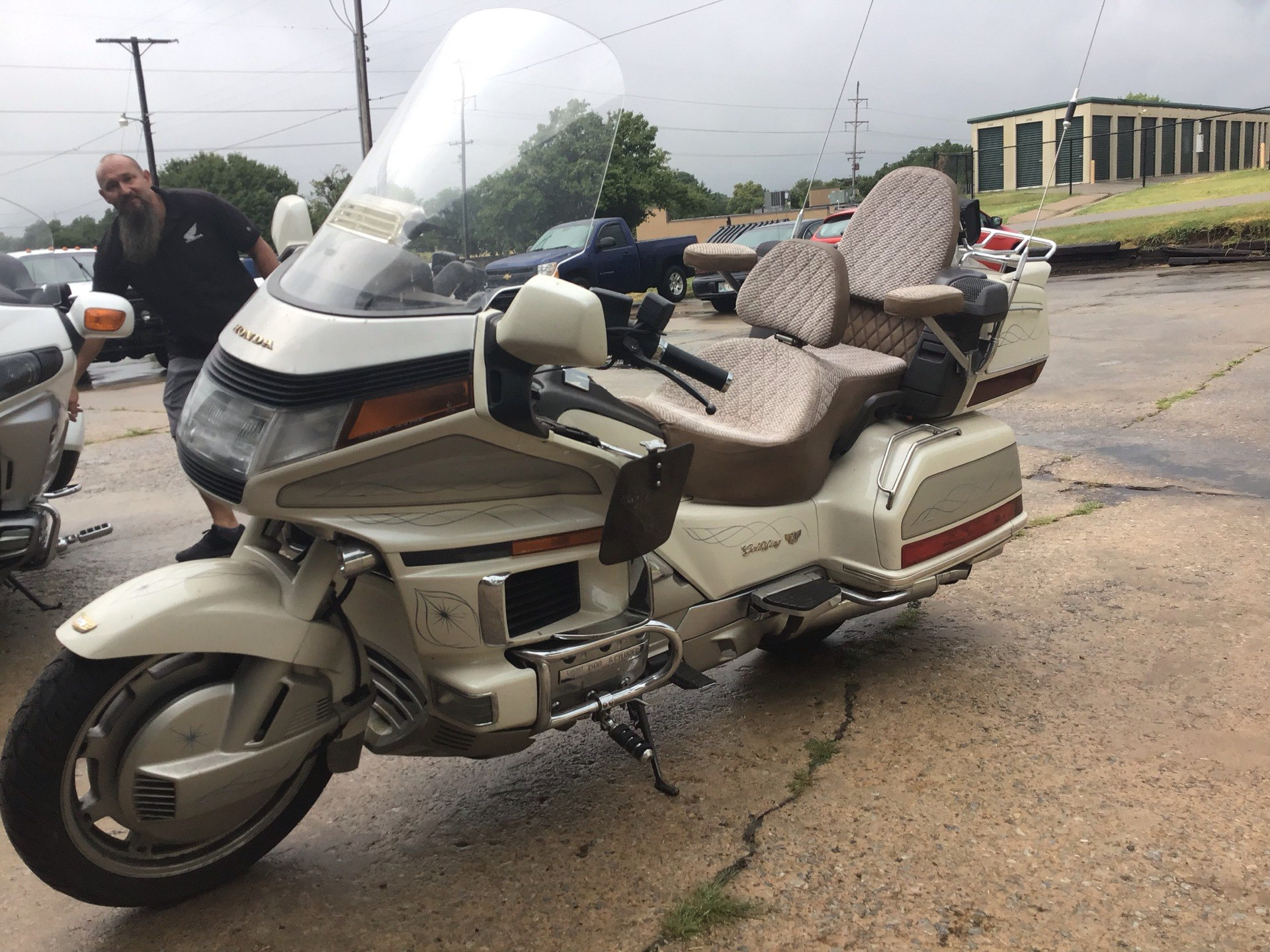 1990 Honda Gold Wing 1500 SE in Del City, Oklahoma - Photo 1