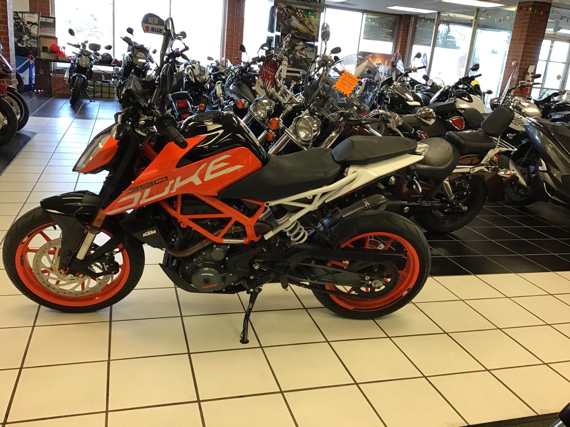 2017 KTM 390 Duke in Del City, Oklahoma - Photo 5