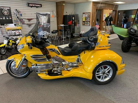 2010 Honda Gold Wing® Audio Comfort in Del City, Oklahoma - Photo 4