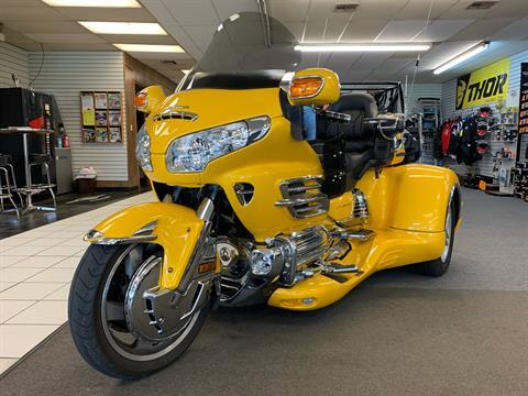 2010 Honda Gold Wing® Audio Comfort in Del City, Oklahoma - Photo 1
