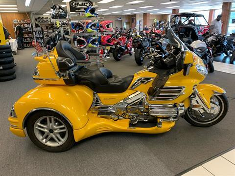 2010 Honda Gold Wing® Audio Comfort in Del City, Oklahoma - Photo 5