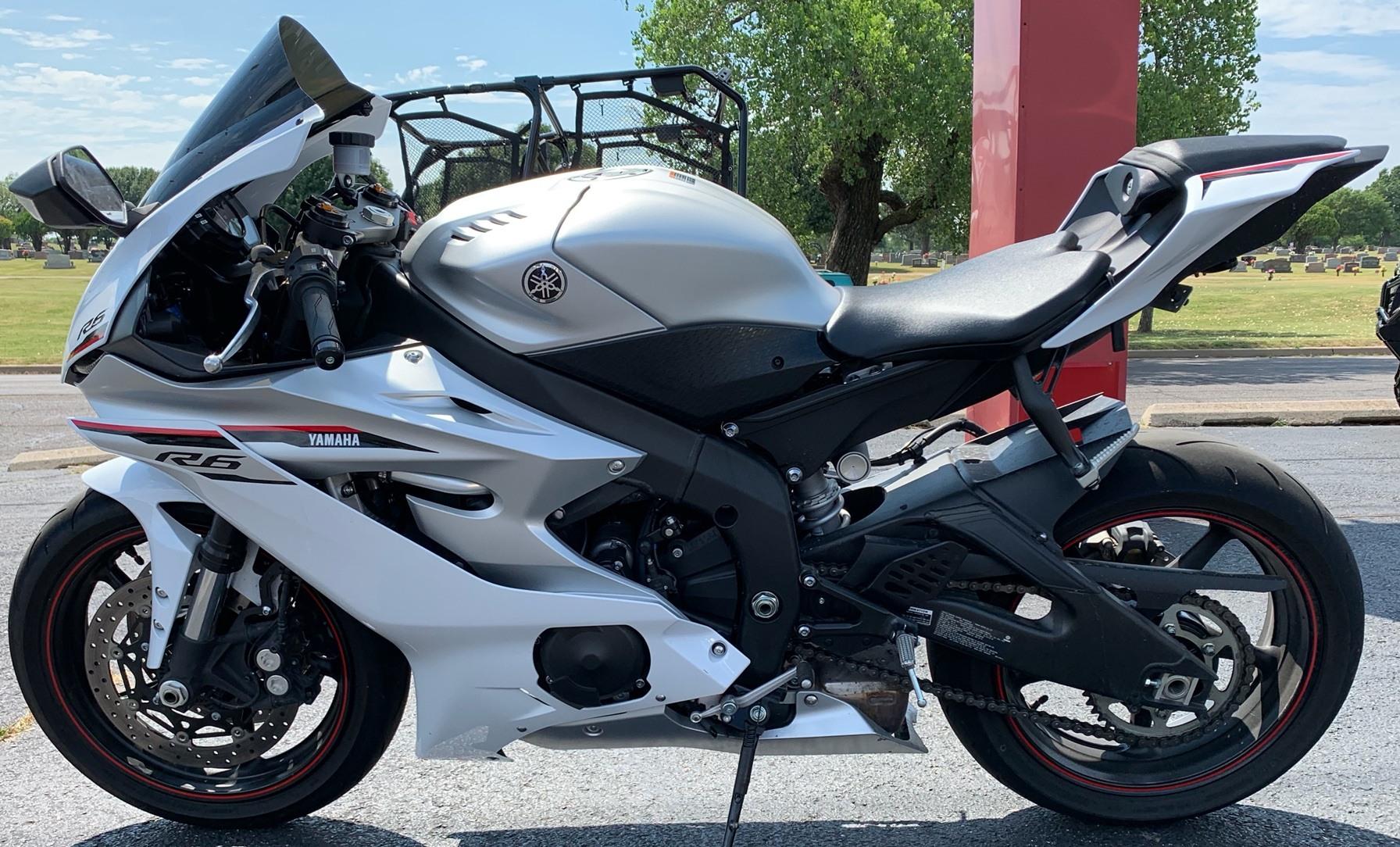 2018 Yamaha YZF-R6 5