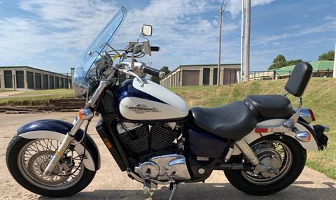 1995 Honda Shadow American Classic Edition in Del City, Oklahoma - Photo 4