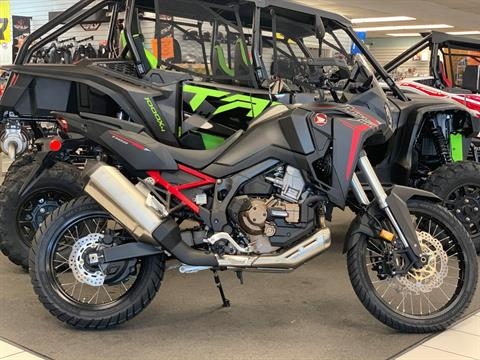 2020 Honda Africa Twin DCT in Del City, Oklahoma - Photo 1