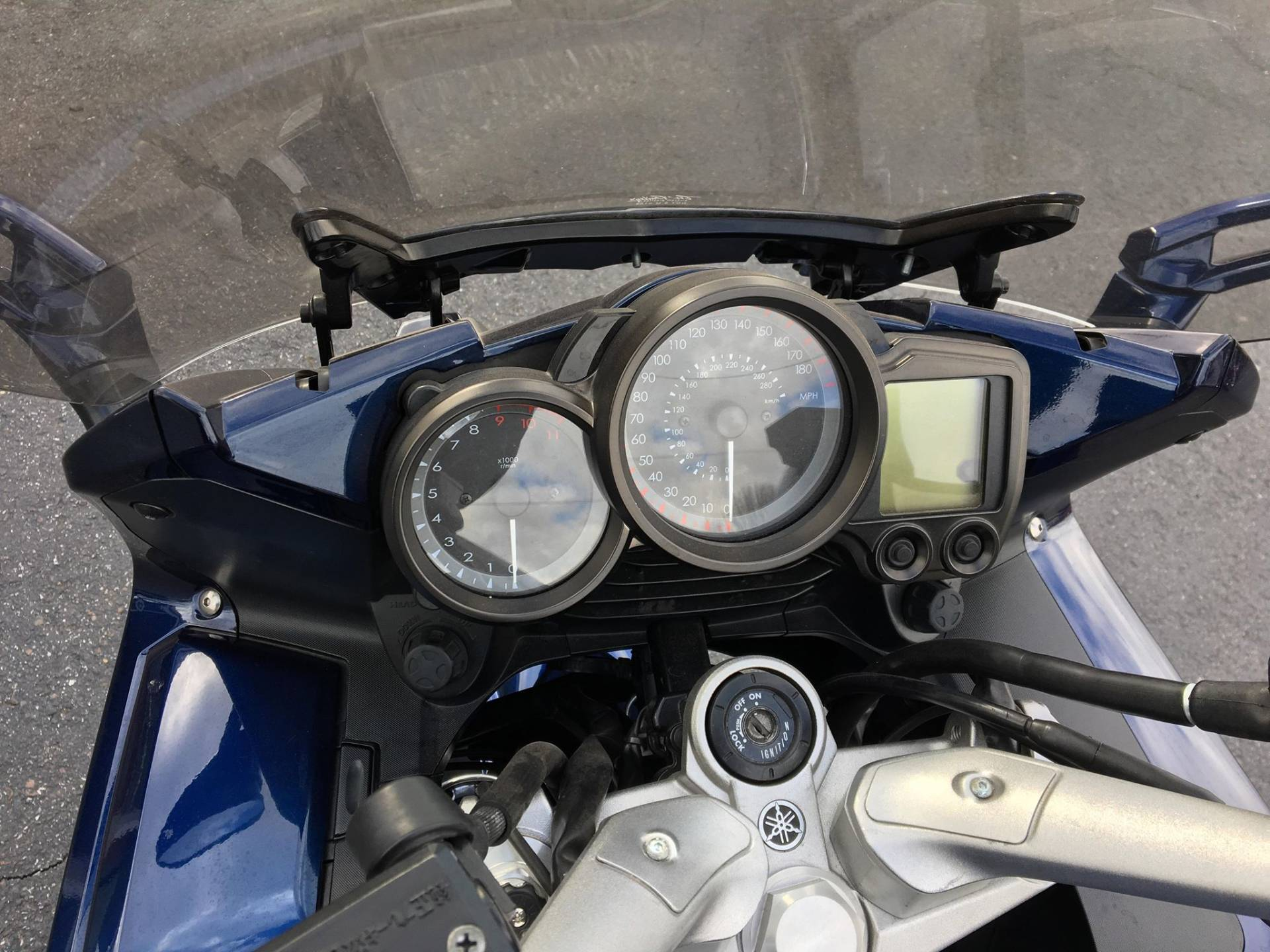 2012 Yamaha FJR1300A in Del City, Oklahoma - Photo 10