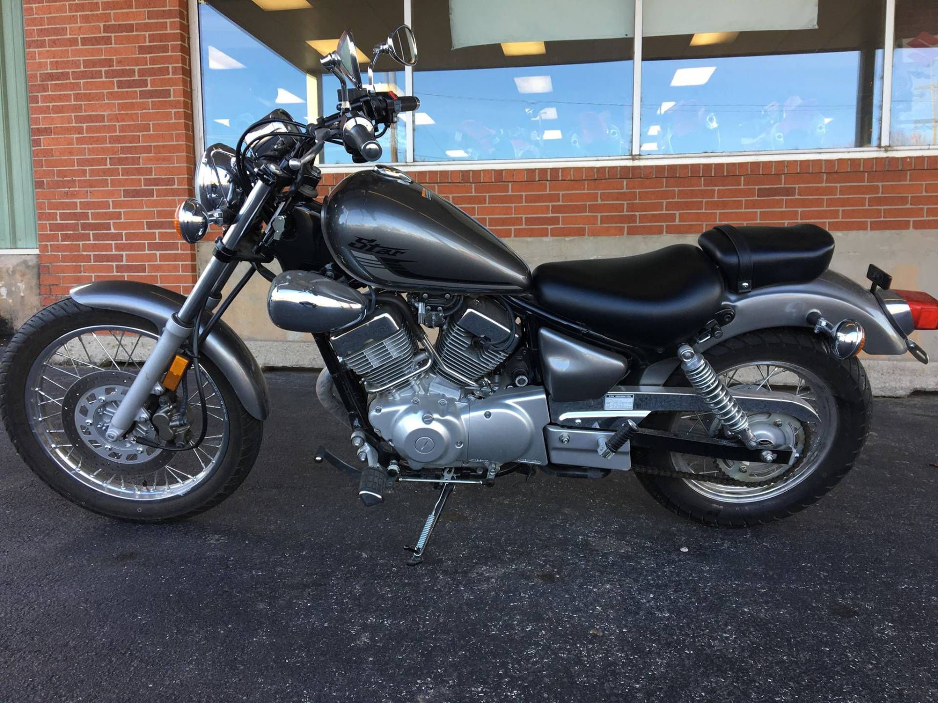 2017 Yamaha V Star 250 in Del City, Oklahoma - Photo 5