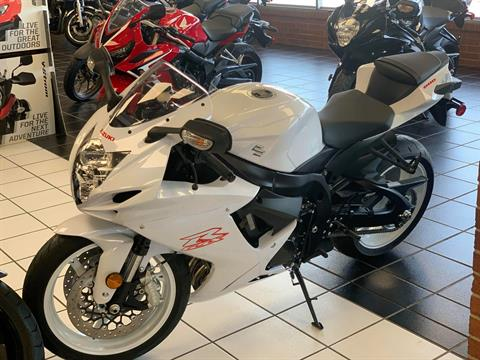 2020 Suzuki GSX-R600 in Del City, Oklahoma - Photo 2