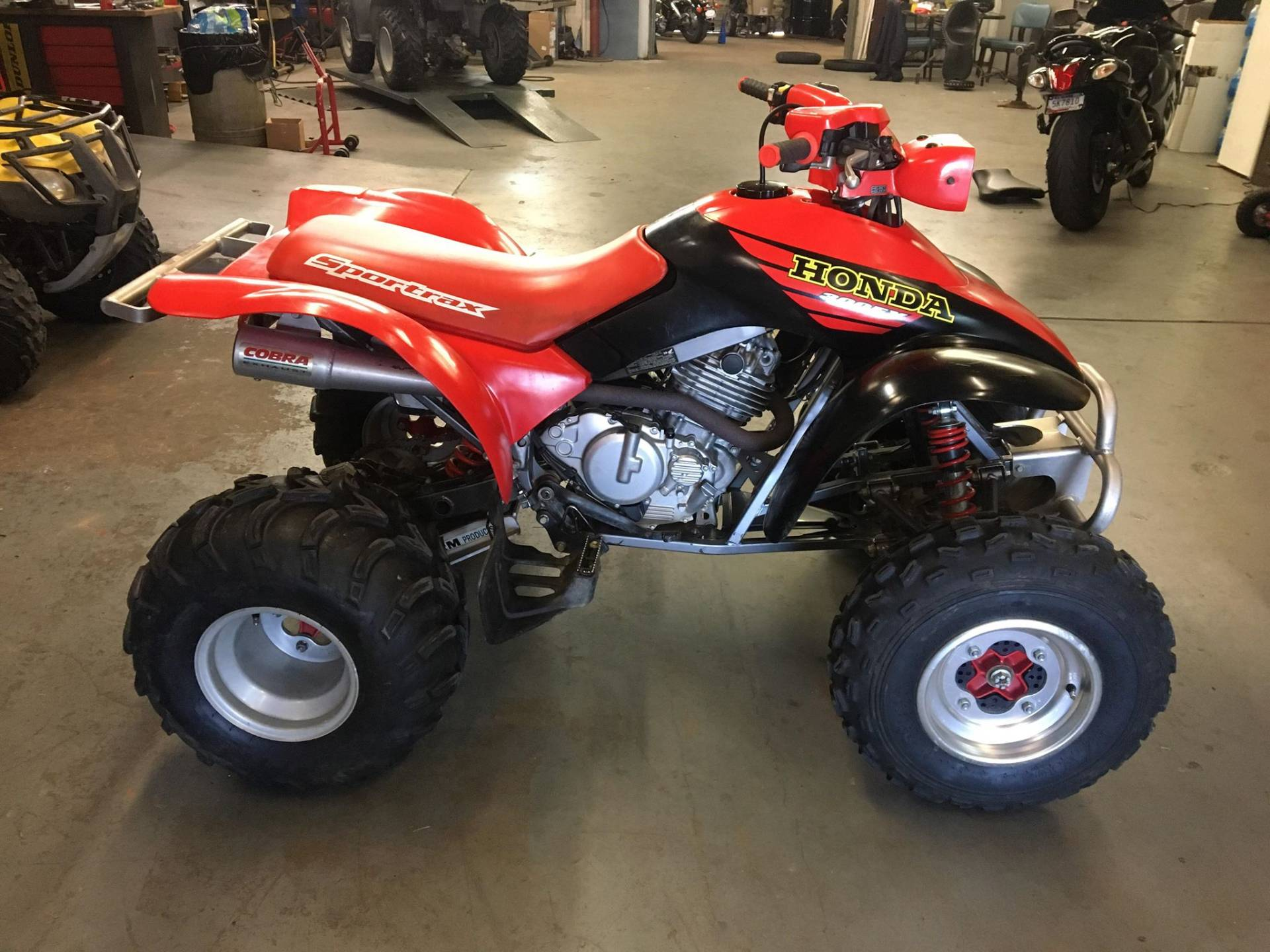 2001 Honda TRX300EX in Del City, Oklahoma - Photo 1