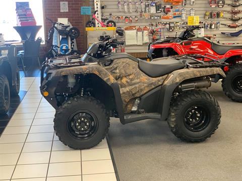 2021 Honda FourTrax Rancher 4x4 ES in Del City, Oklahoma - Photo 1